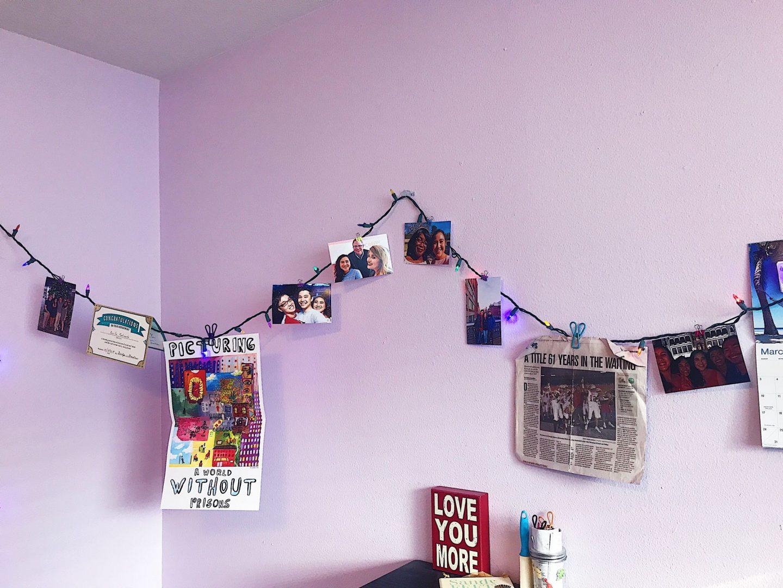 Room decor update