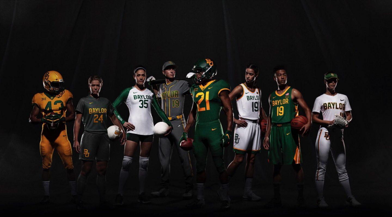 Baylor athletics rebrand