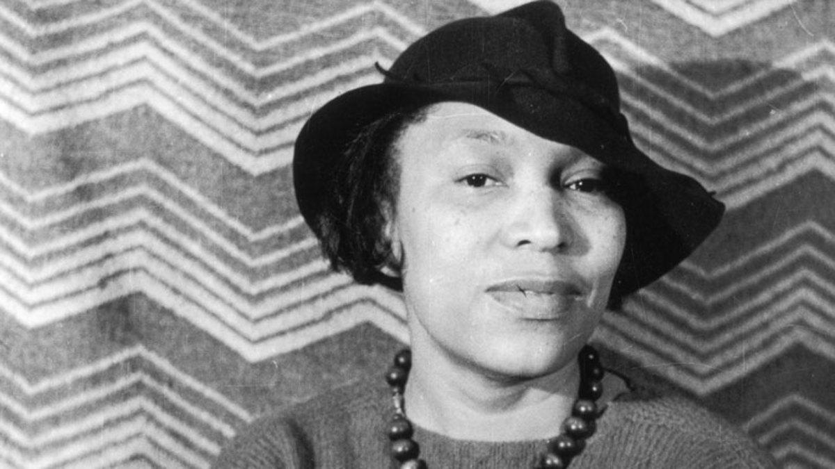 Zora Neale Hurston in American realism literature