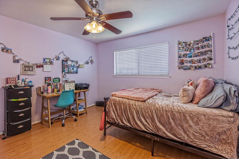 Bedroom in my apartment