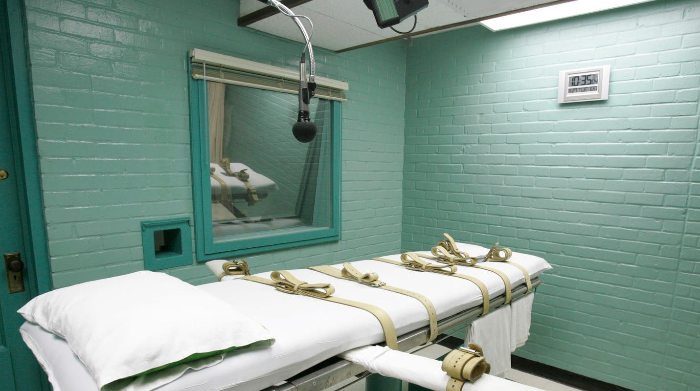 Federal government resumes death penalty