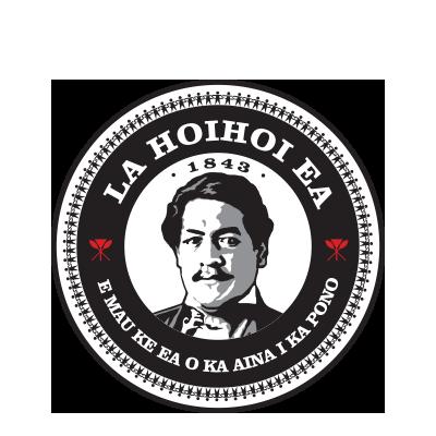 Lā Hoʻihoʻi Ea logo