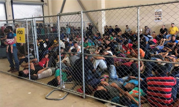Border concentration camps