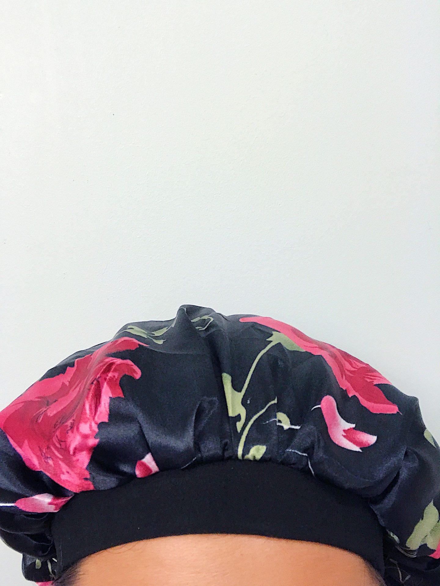 My sleeping bonnet