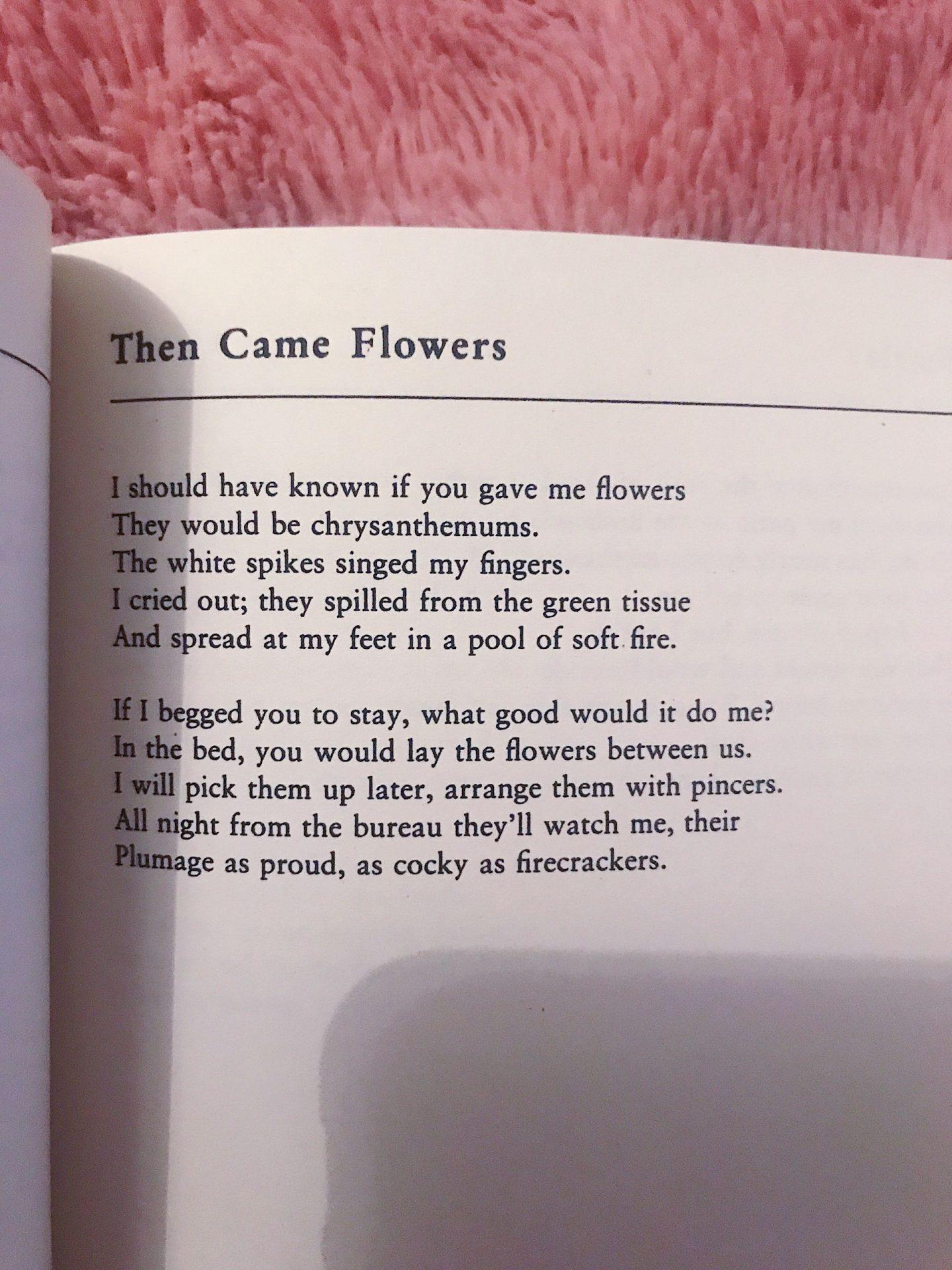 Poems in September