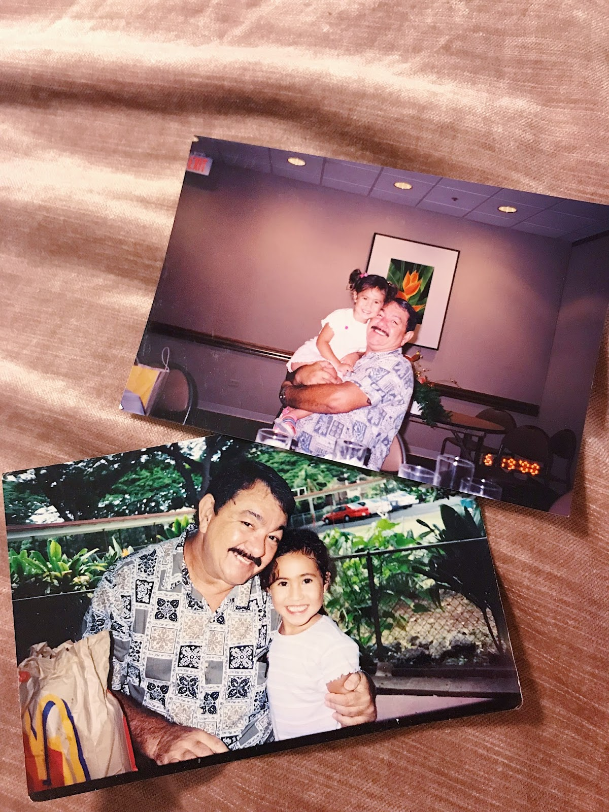 13 years without papa