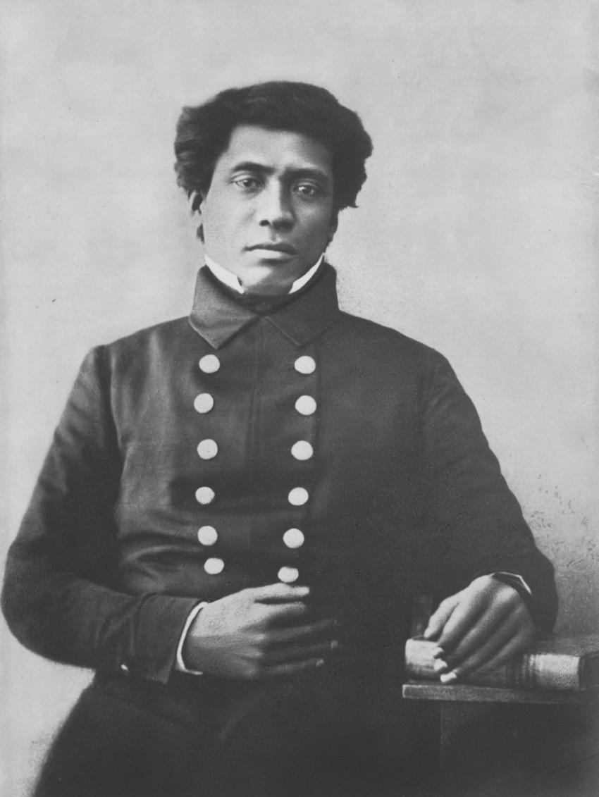 Timoteo Haʻalilio on Lā Kūʻokoʻa