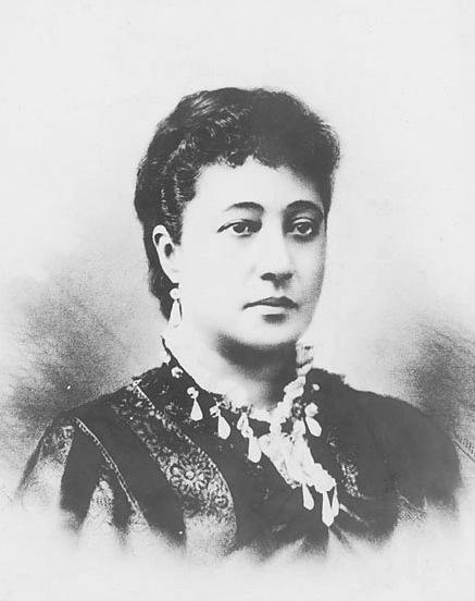Ke Aliʻi Bernice Pauahi Bishop
