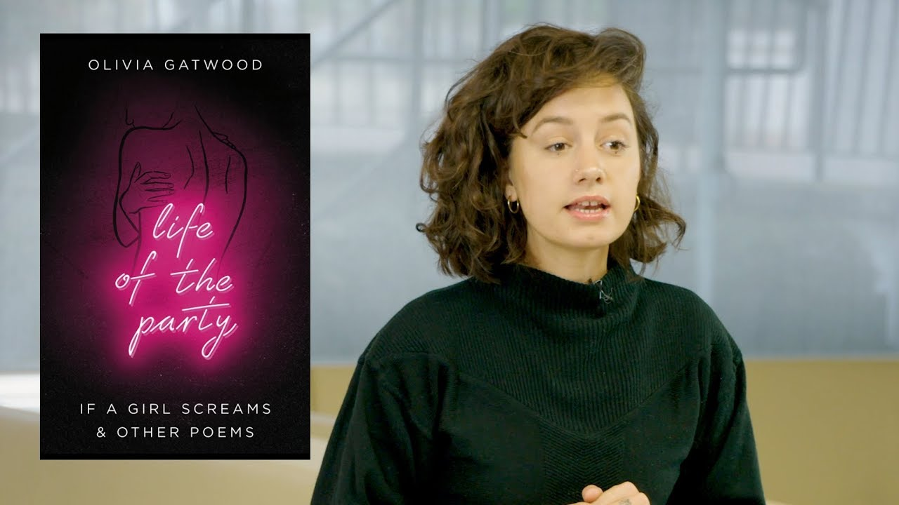 Olivia Gatwood performs poems in 2019