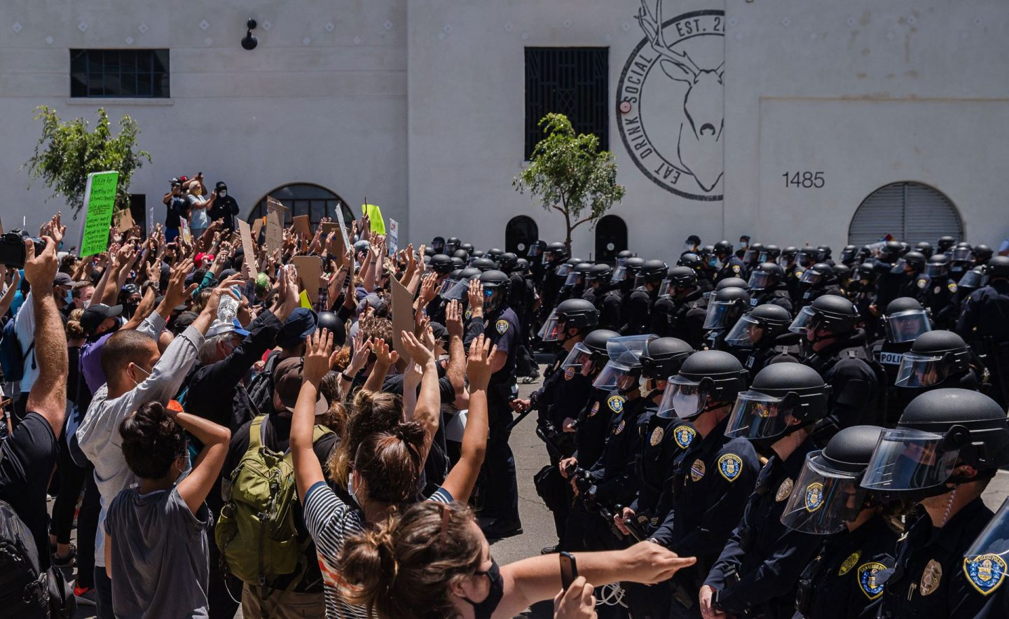Turn protests into political movements