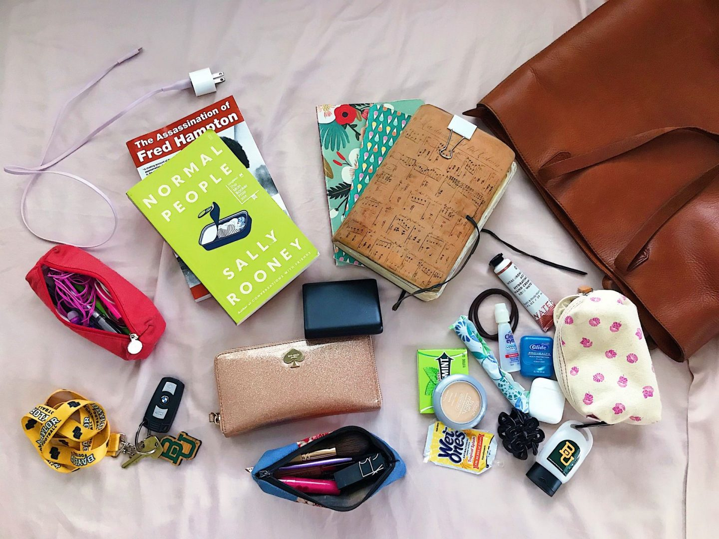 Updated what's in my work bag?