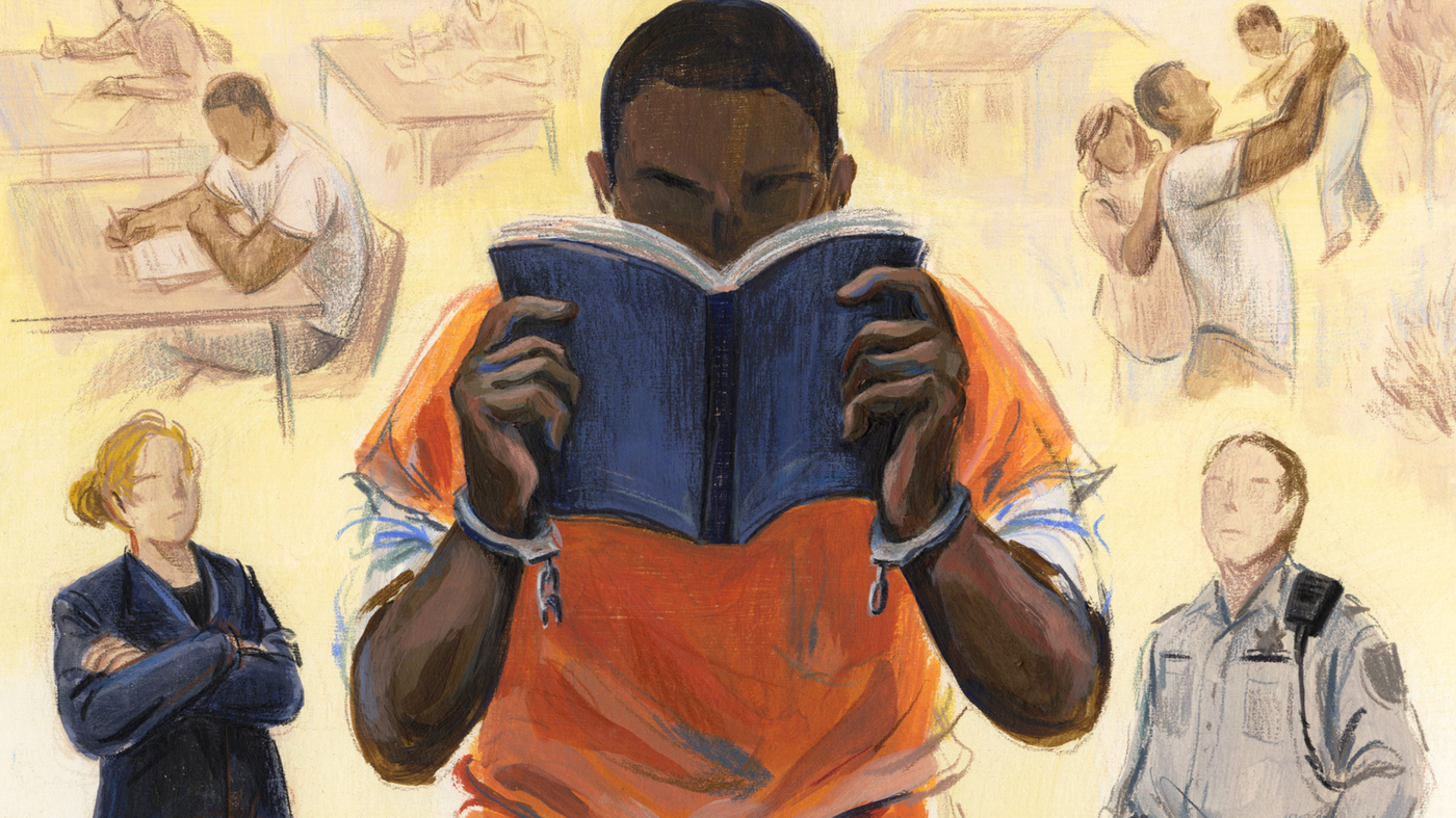Book ban in prisons