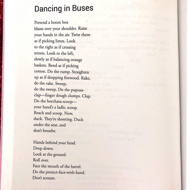 Last of poems in June