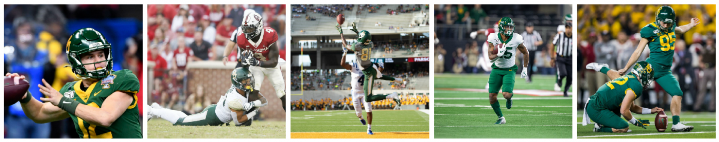5 essential Baylor football players