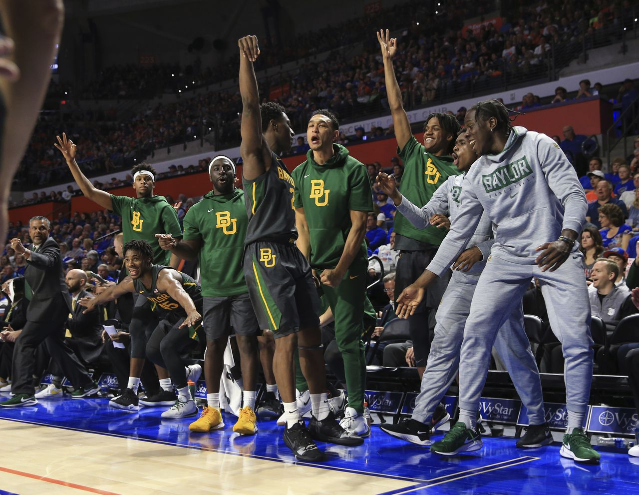 Baylor MBB gets No. 1 2021 class