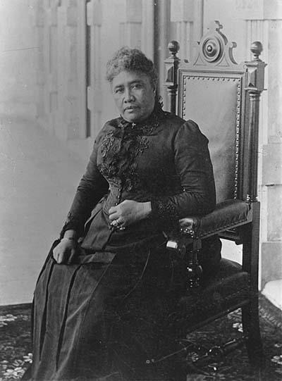 Mōʻī wahine Lili'uokalani