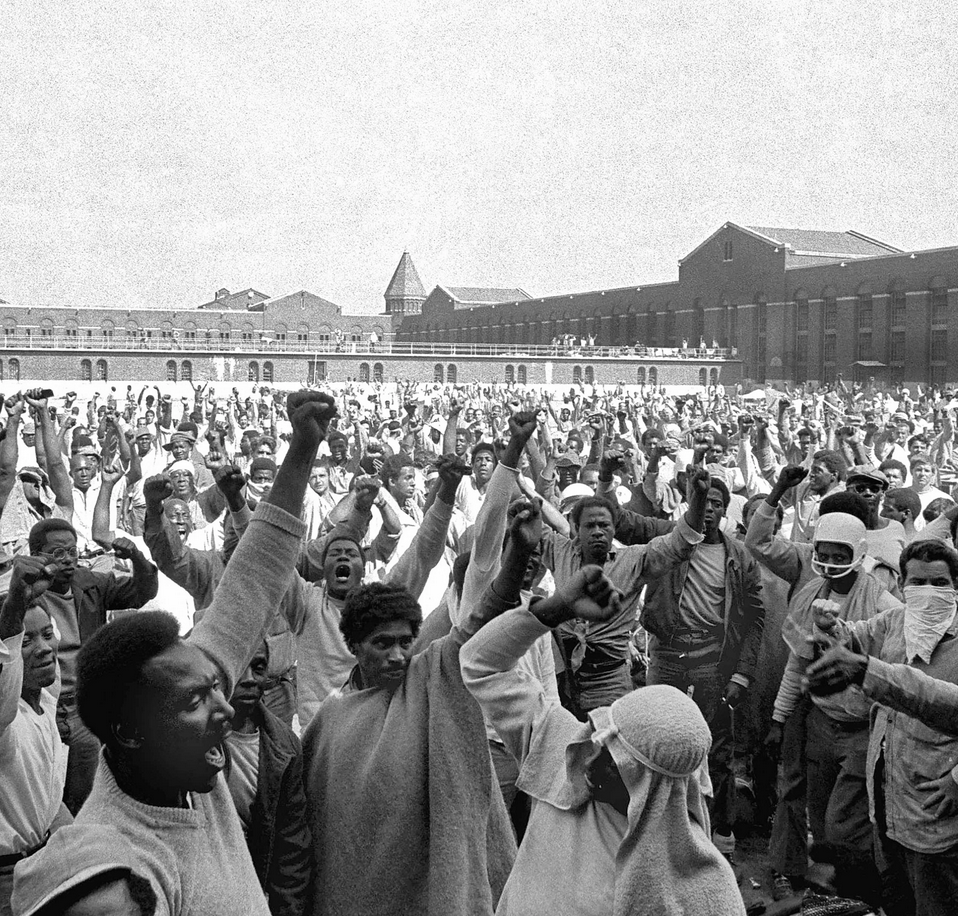 The Attica Prison Rebellion 49 years ago