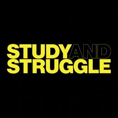 The first two study and struggle sessions