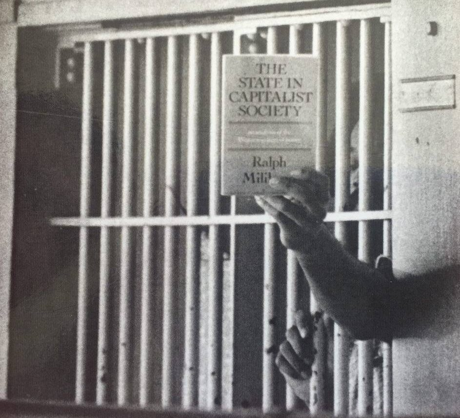 Prisons are essential to the capitalist system