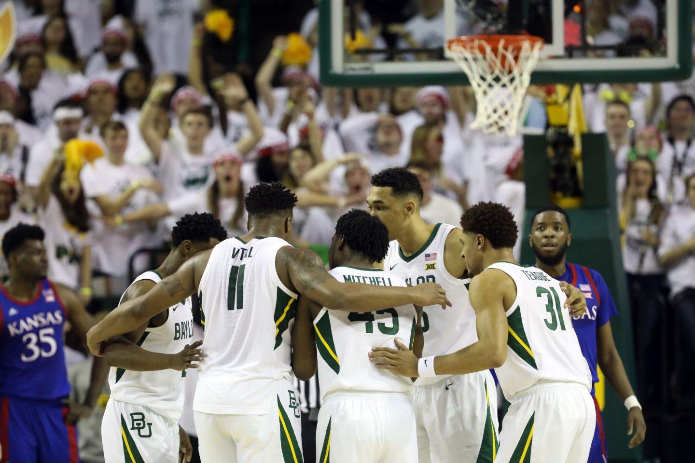 Preseason success for Baylor men's basketball