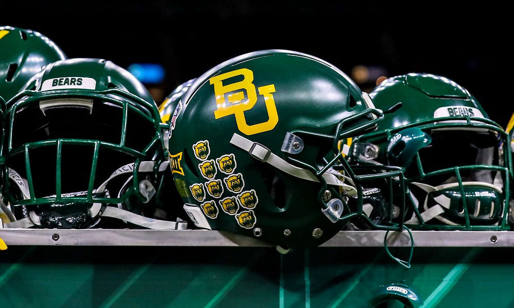 Baylor football on early signing day