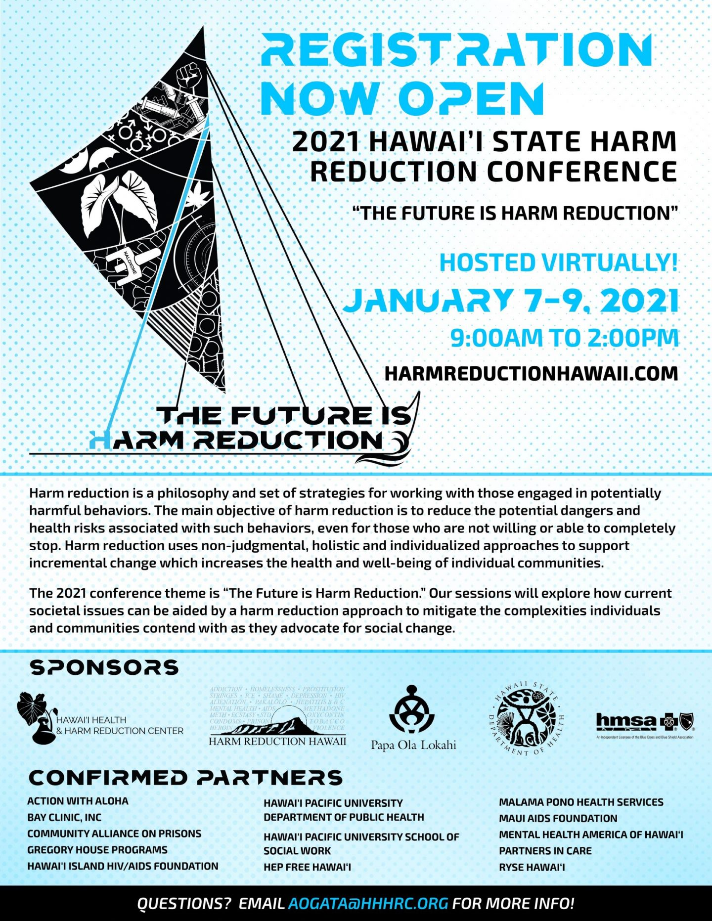 Hawaii State Harm Reduction Conference