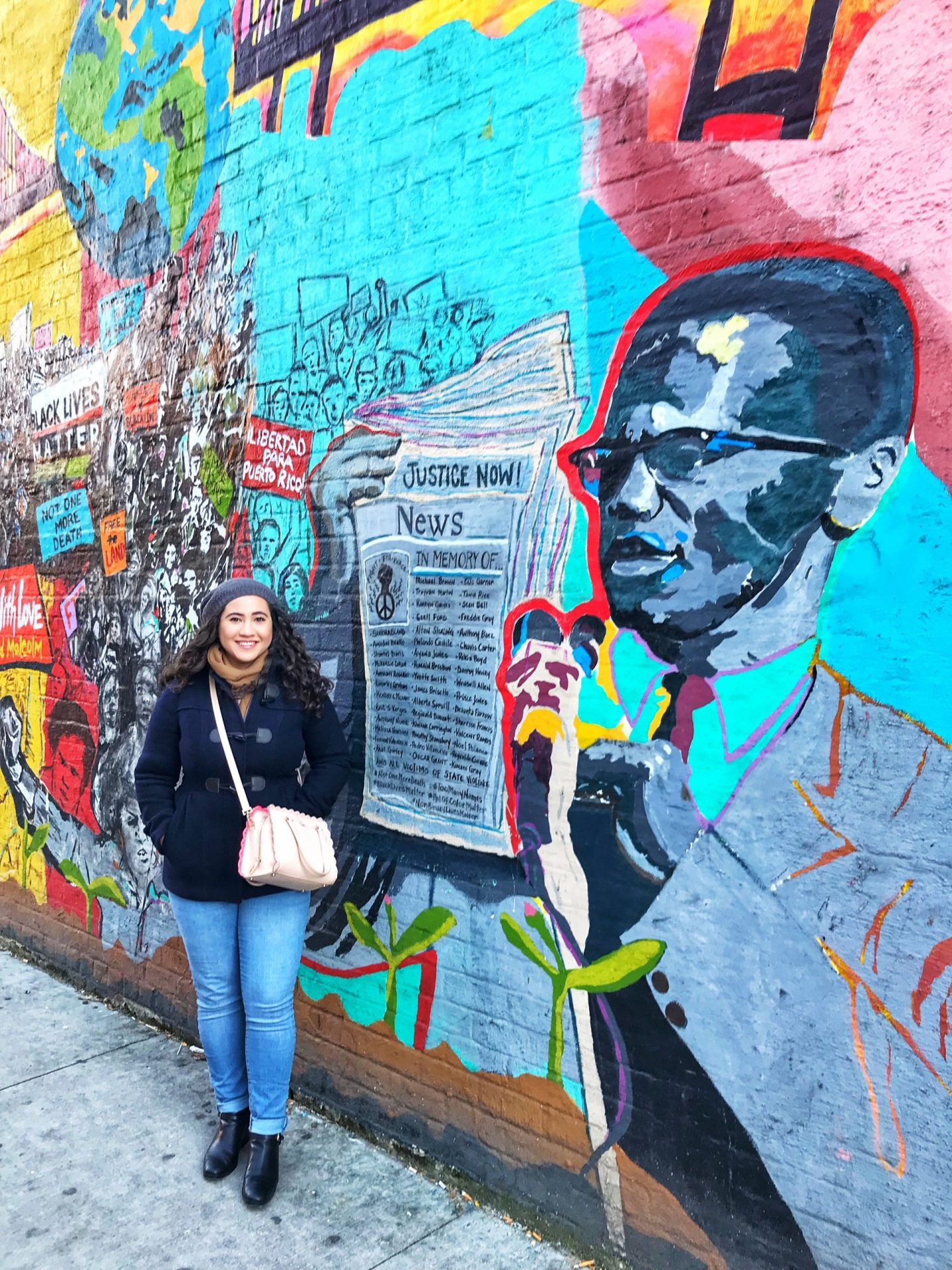 Me and Malcolm X