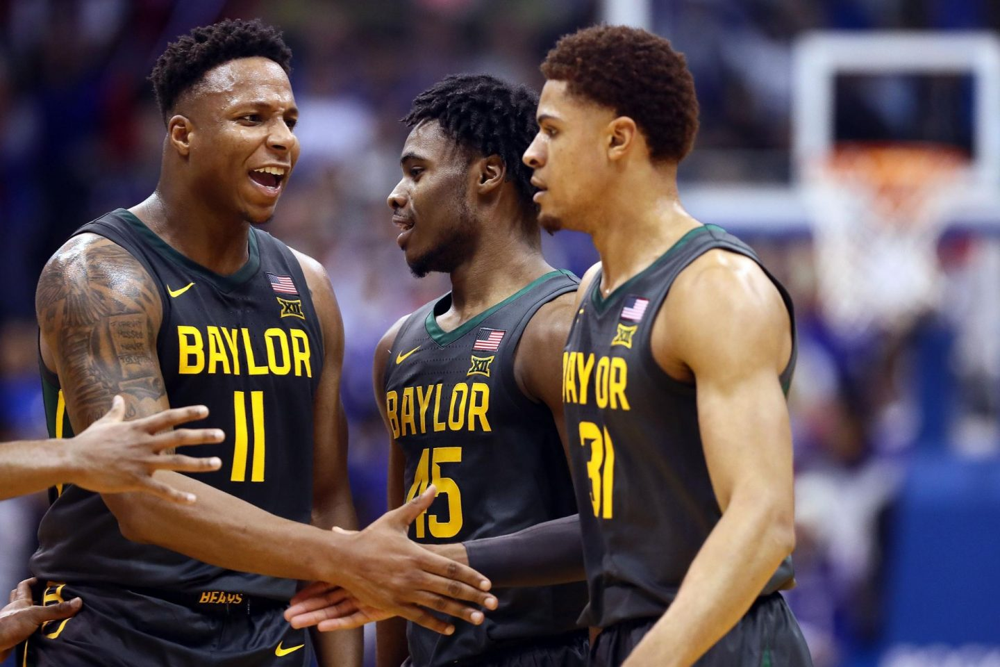 Three more Baylor MBB games postponed