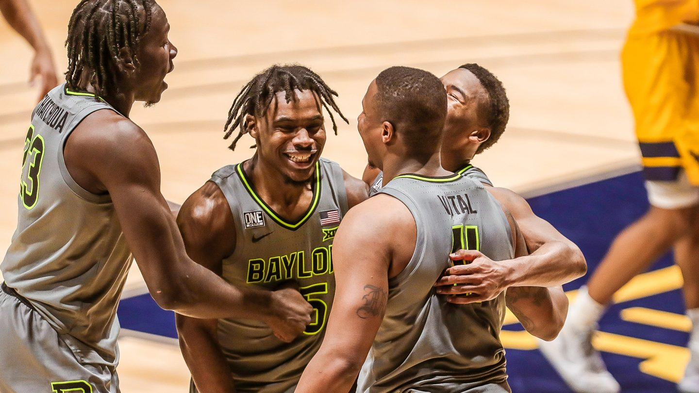 Baylor MBB wins first ever Big 12 title