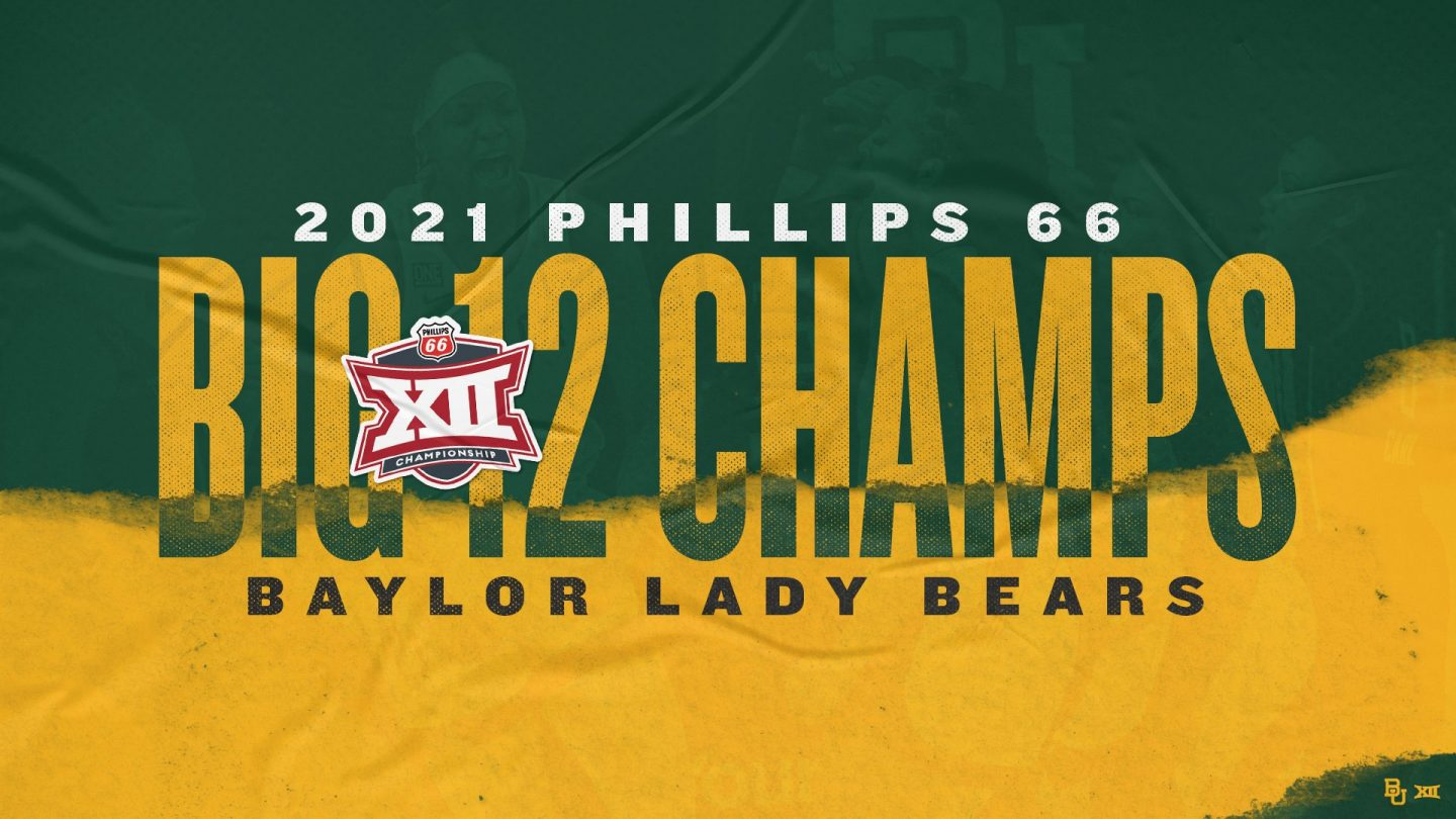 Baylor WBB wins 11th total Big 12 tourney title