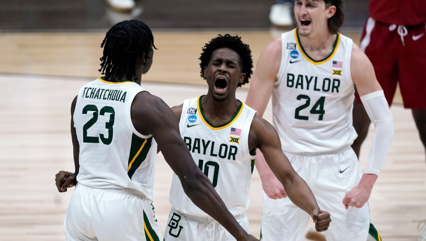 Baylor MBB moves on to Final Four