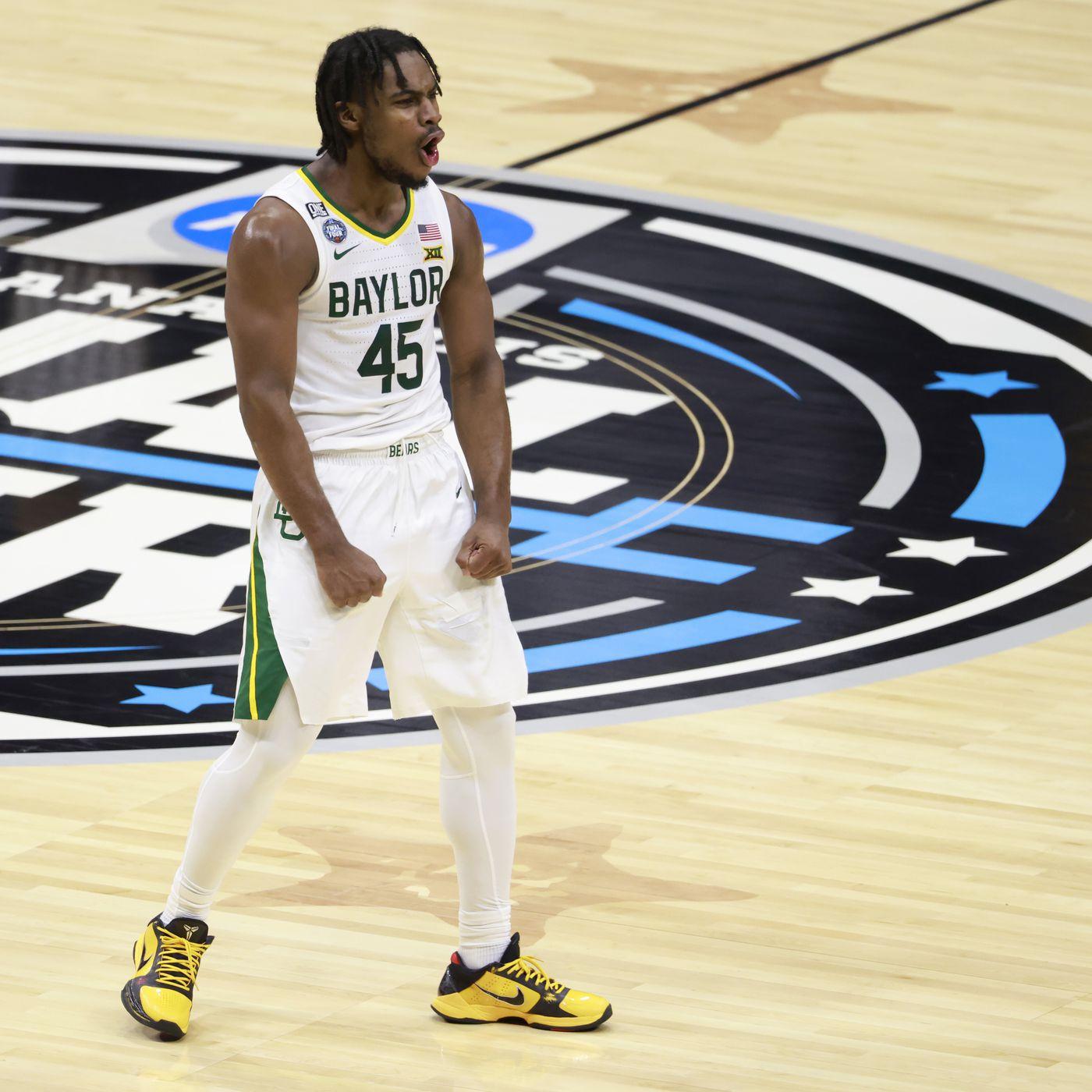 Davion Mitchell in 2021 NBA Draft