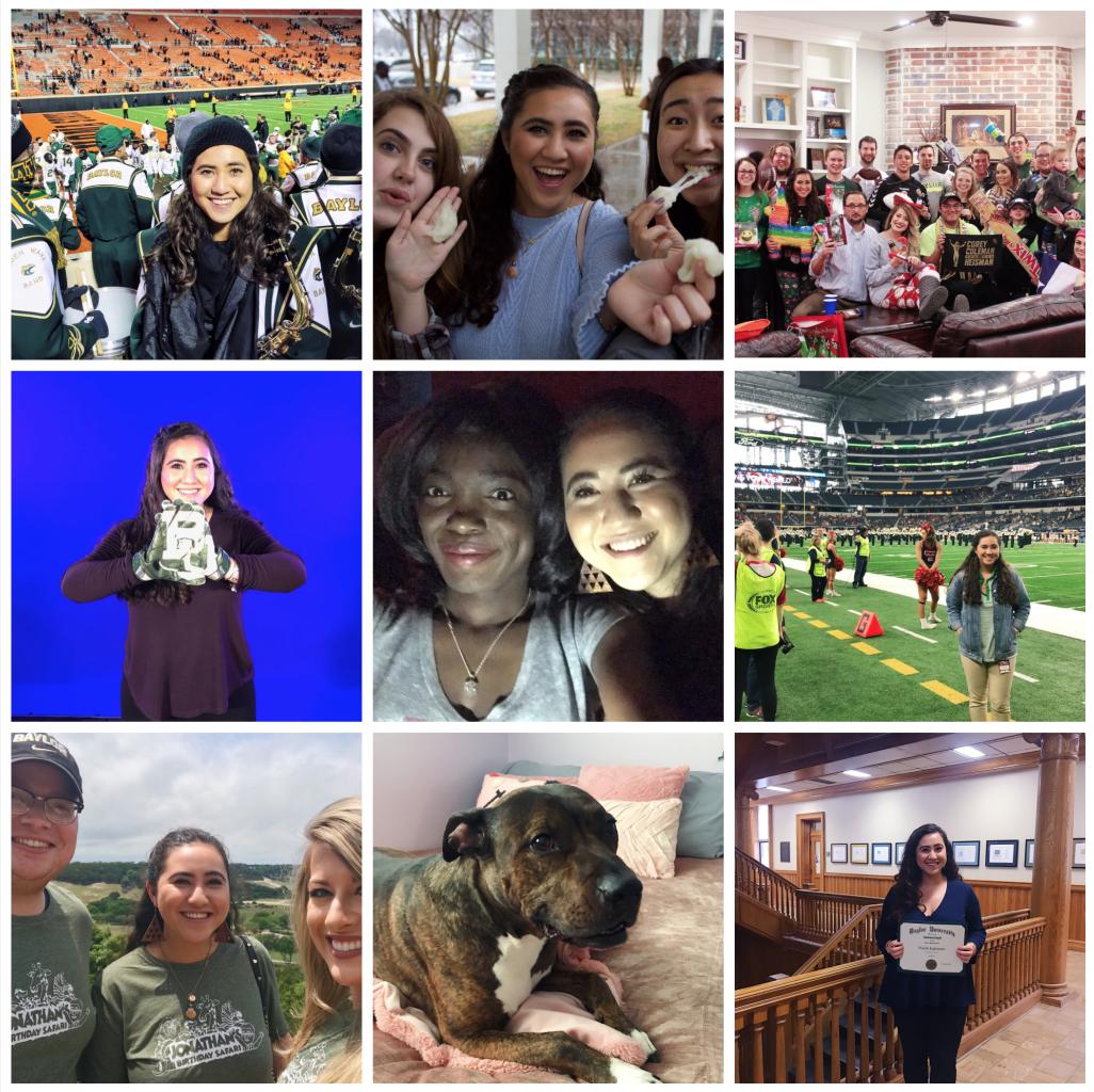 Remembering my 10 favorite memories at Baylor