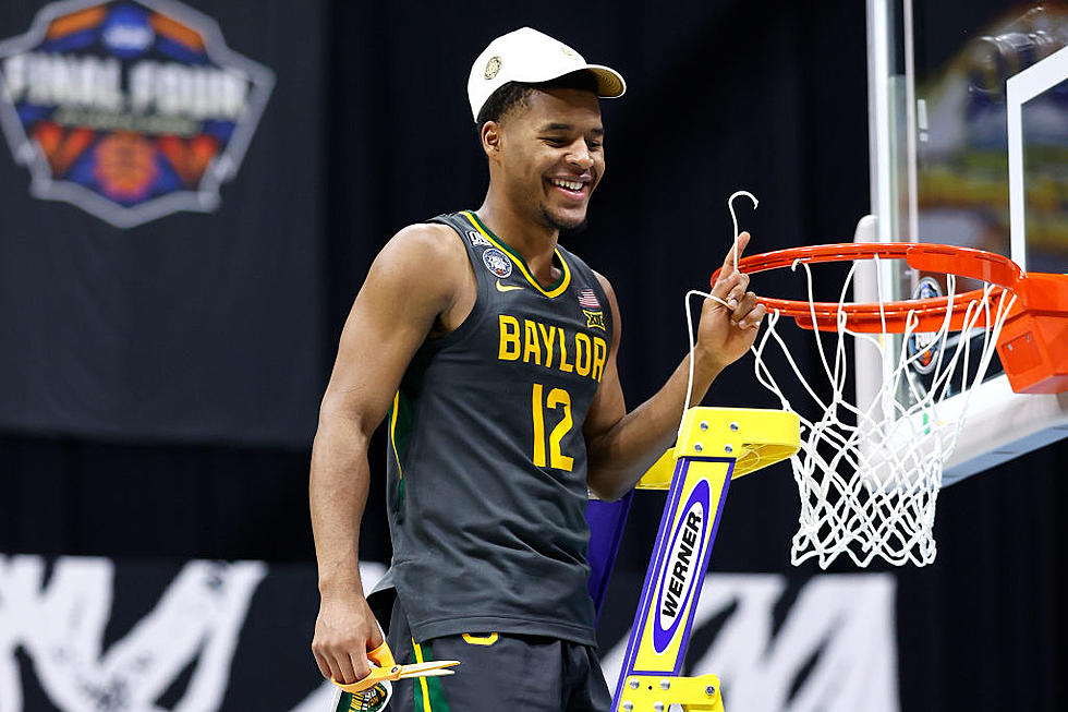 Jared Butler is the Big 12 Male Sportsperson of the Year