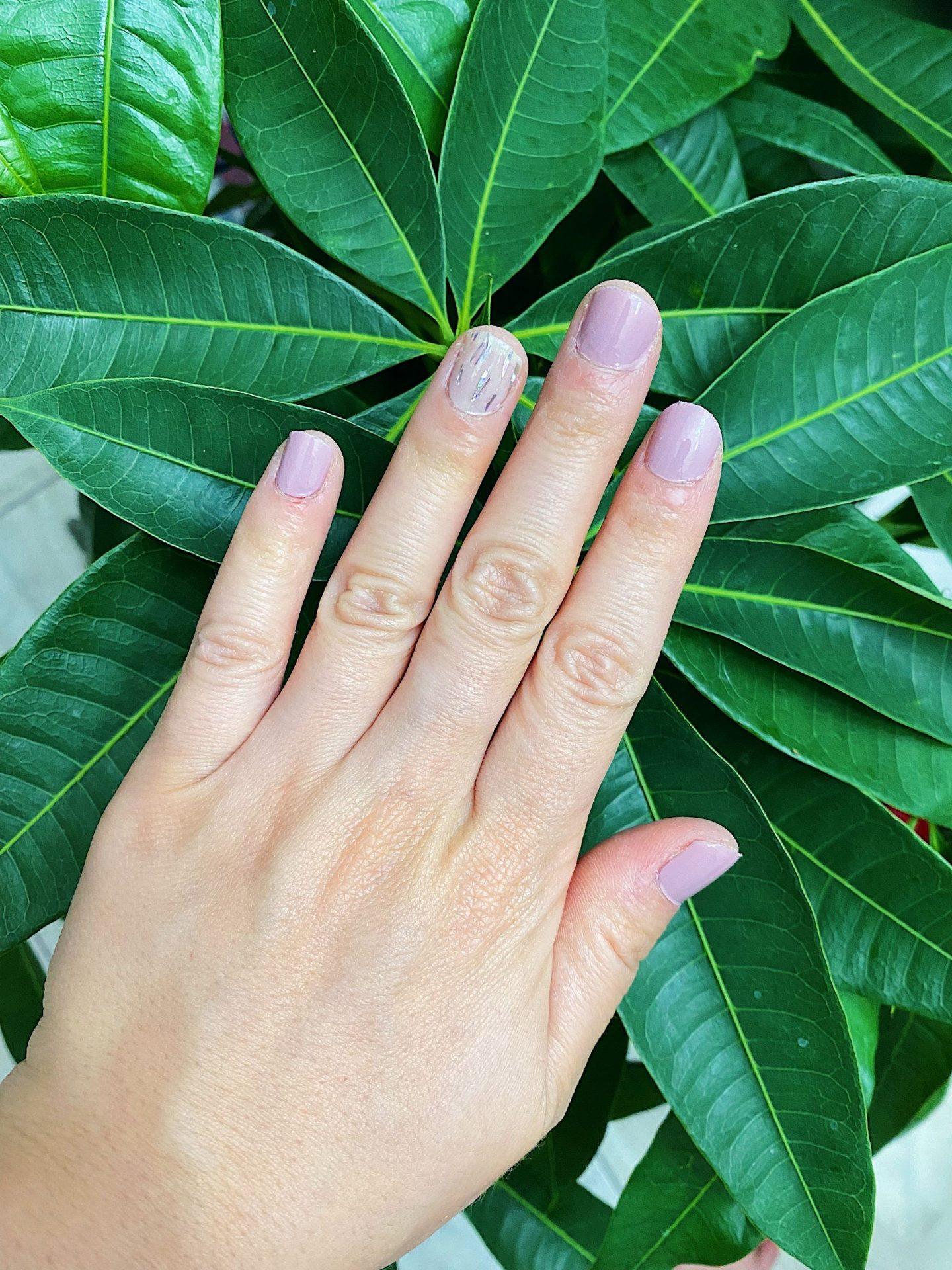 Dashing Diva gel nails