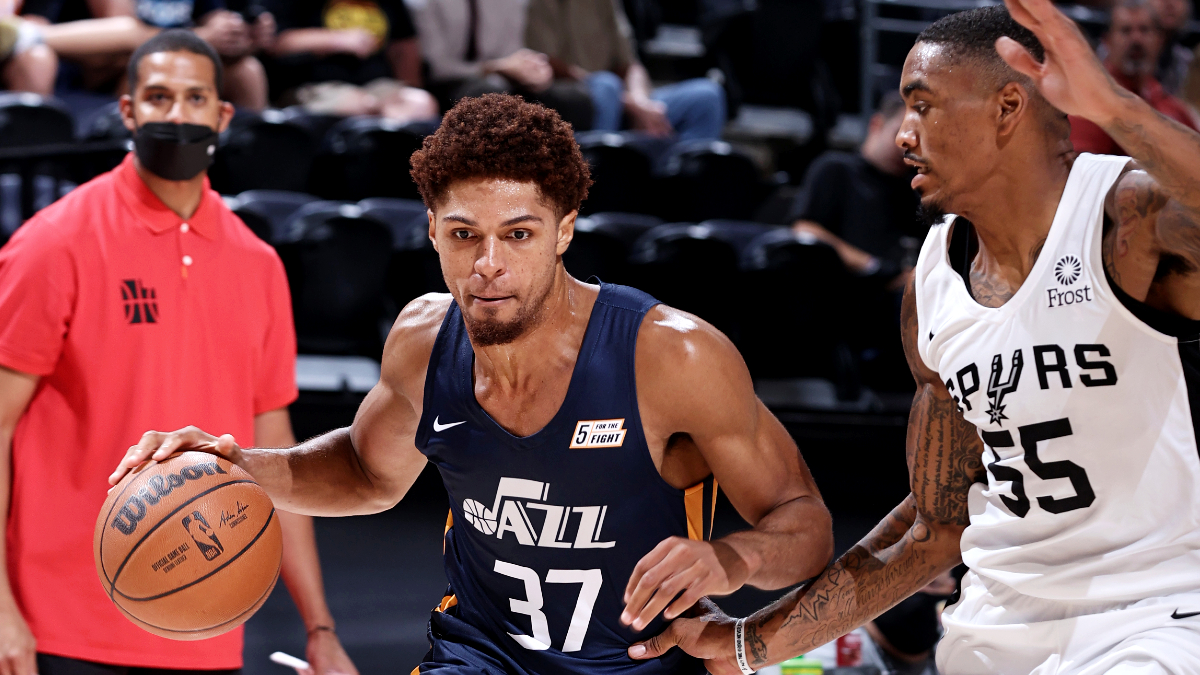 MaCio Teague to Utah Jazz