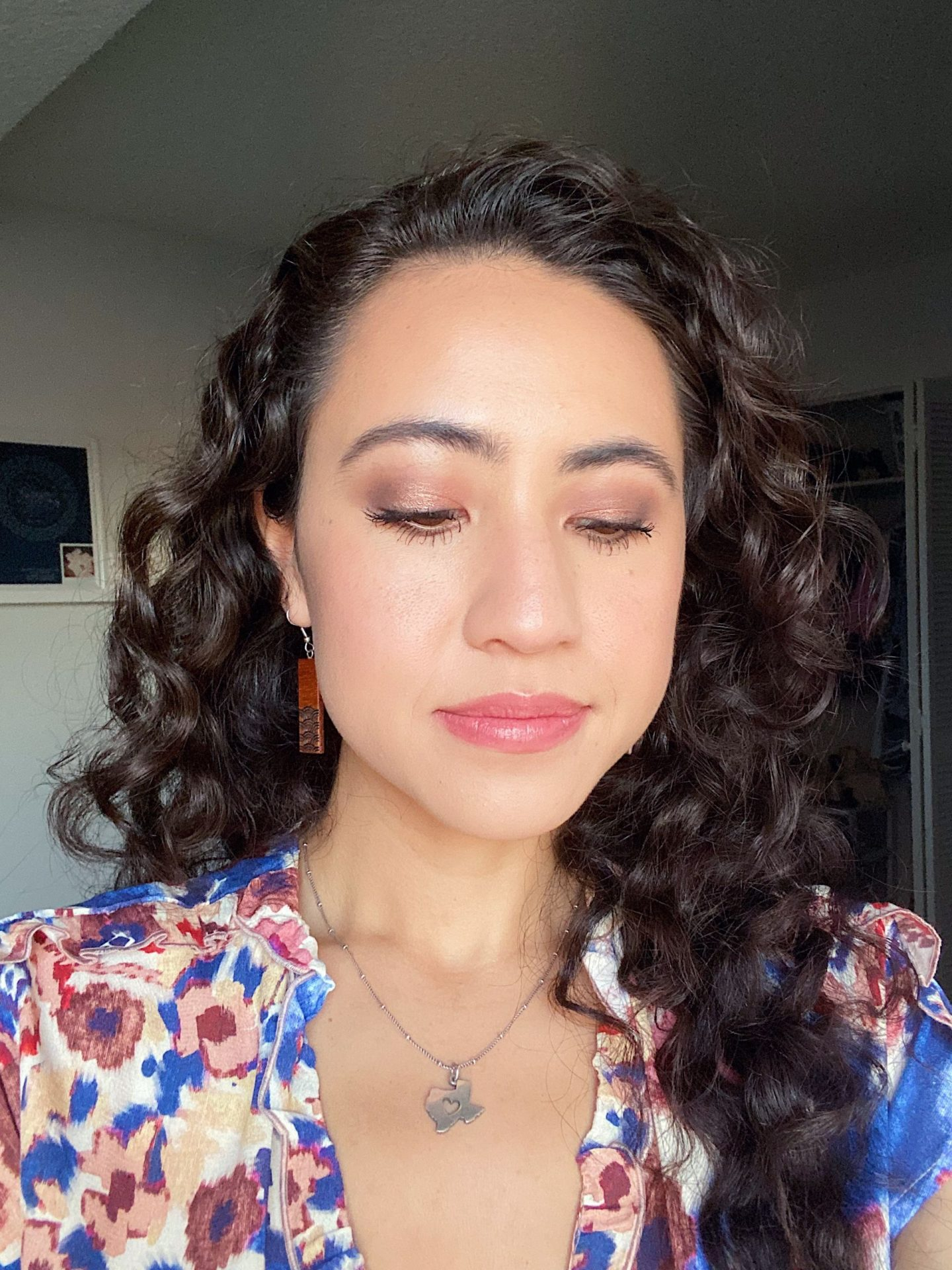 My makeup for date night